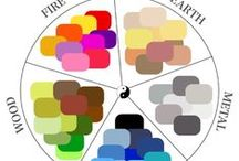 Design: Colors / Lot's of possibilities for using color in all kinds of ways