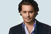 Johnny Depp / I absolute love this man! / by Heather Hunter