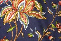Patterns & Fabric / by Erin Eleuterio