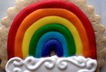 Party - Rainbow! / by Ashley ♥