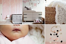 Home. Nursery. Girls. / by Cherie Edwards