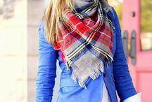 Fashion | Scarves / by Tammi E