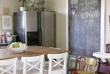 Kitchen DIY / Kitchen, Sinks, Paint, DIY, Decor