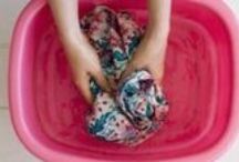 Cleaning: Laundry / by Jennifer Wesson-Ramey