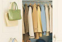 Home | Coat Closet / by Tammi E