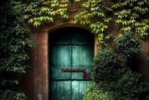++ HOME + DOORS ++ / by Cherie Edwards
