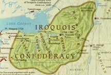Maps: Iroquois / Haudenosaunee