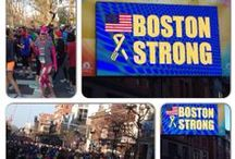 Boston Marathon 2014 / Skirt Sports and Kathrine Switzer being #261Fearless in Boston!