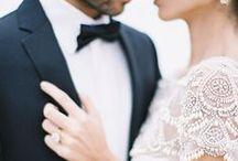 Bride & Groom / Inspiration for bride and groom portraits