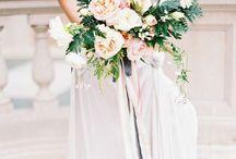 Florals / Fine Art Wedding floral design inspiration