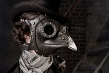 Steampunk; Where metal meets organic / Psalm 27:14 ESV   Wait for the Lord; be strong, and let your heart take courage; wait for the Lord!   / by mompraying4u