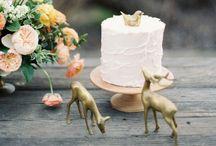 Reception Inspiration / Fine art style wedding receptions