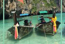 Viajando para a Tailândia / Dicas de viagem para a Tailândia, como montar um roteiro d viagem, quanto custa viajar para Tailândia, dicas de hospedagem, melhores praias, templos e passeios