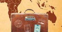 Dicas para organizar uma viagem / Tudo o que você precisa saber para organizar uma viagem com sucesso e sem perrengue