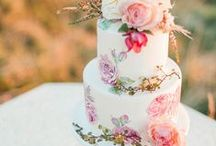 Wedding Cakes We Love / Unique, incredible, gorgeous, to die for wedding cakes