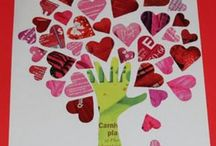 Valentines Day- food and crafts / by Bless Their Hearts Mom / Nicole Henke