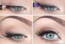 The Eyes Have It- Eye Makeup