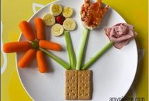 Yums / Meals + Snacks + Treats / by Anna Eisen