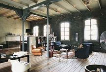 Deco Atelier Loft / Industrial Style
