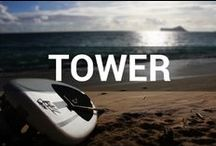 Tower Paddle Boards / This board has all the products we sell at Tower Paddle Boards. You will find all of our epoxy and inflatable SUP boards, paddles, and fins. We sell everything directly from our manufacturers so that our prices are much lower than comparable boards! / by Tower Paddle Boards