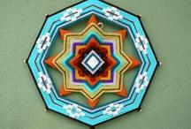 craft / wreaths, weaving, dream catchers, friendship bracelets etc / by Stephanie DiCesare