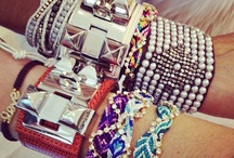 Arm Party / Favorite wrist looks / by Life on the Inside