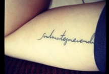 · tattoos ·
