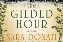 The Gilded Hour / Research, images related to The Gilded Hour, which will go on sale September 1, 2015.