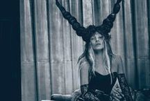 The inspiring style of Kate Moss / by Ashley Sexton