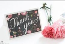 Thank You Cards / by Cardstore