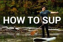 How to SUP  / Check out our how to videos, articles, and links.  Also, you can follow us on twitter and tweet us any questions you have about paddle boarding and we will get back to you asap! @TowerPB #HowToSUP / by Tower Paddle Boards