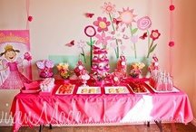 Pinkalicious Party Ideas / by Mom on A Line