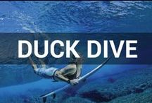 Duck Dive / by Tower Paddle Boards