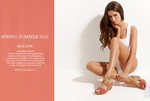 Diana Ferrari SS12 Footwear Campaign