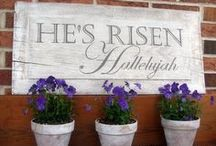 Holidays - Easter / by Hymns and Verses