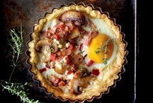TART IT UP / Sweet and savory tart recipes