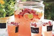 Drinks / by Runningseamstress