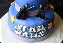 Return of the Jedi Birthday / by Mom on A Line