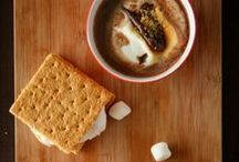 S'MORES / S'mores recipes and ideas