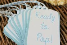 Baby Shower Ideas / by Hymns and Verses
