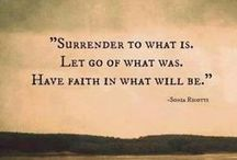 Faith, inspiration, motivation  / by Amy Jarnigan
