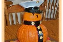 Devil Dog Halloween / Tons of ideas for Halloween themed crafts, care packages, food, decorations, costumes & fun activities!   / by USMC Life