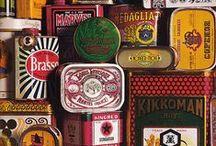 Boites / Tin boxes
