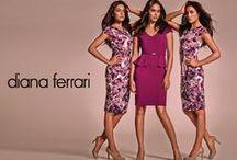 Diana Ferrari AW14 Womenswear Campaign