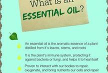 Oils and Holistic Health / by Lauren