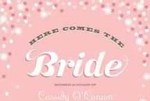 Bridal Shower Invitations and Party Ideas / by Cardstore