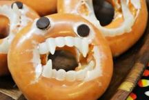 halloween party & food