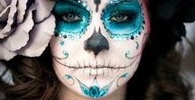 Costume 101- Face Paint/Eye Makeup Too!