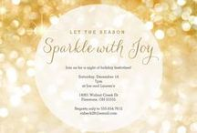 Holiday Party Invitations / by Cardstore