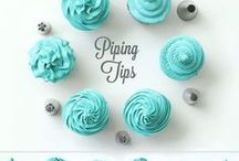 Cake / Cupcake Decorating & Design
